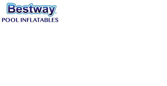 Bestway inflatables logo overlay